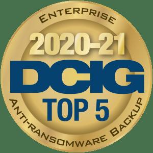DCIG Top 5 Anti-Ransomware 2020-21