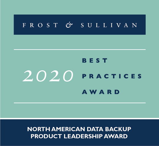 Frost & Sullivan Badge