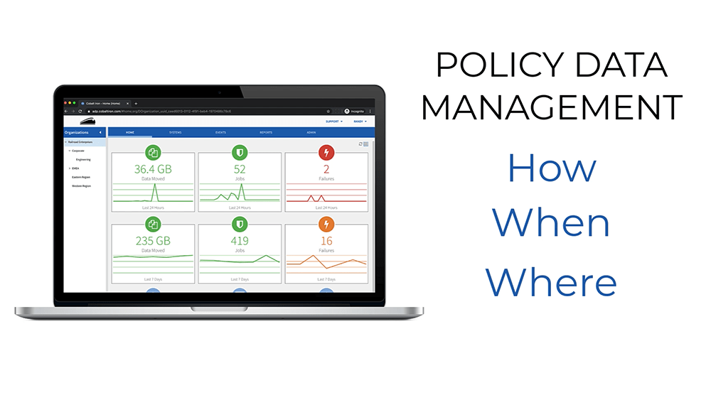 Policy Management video still