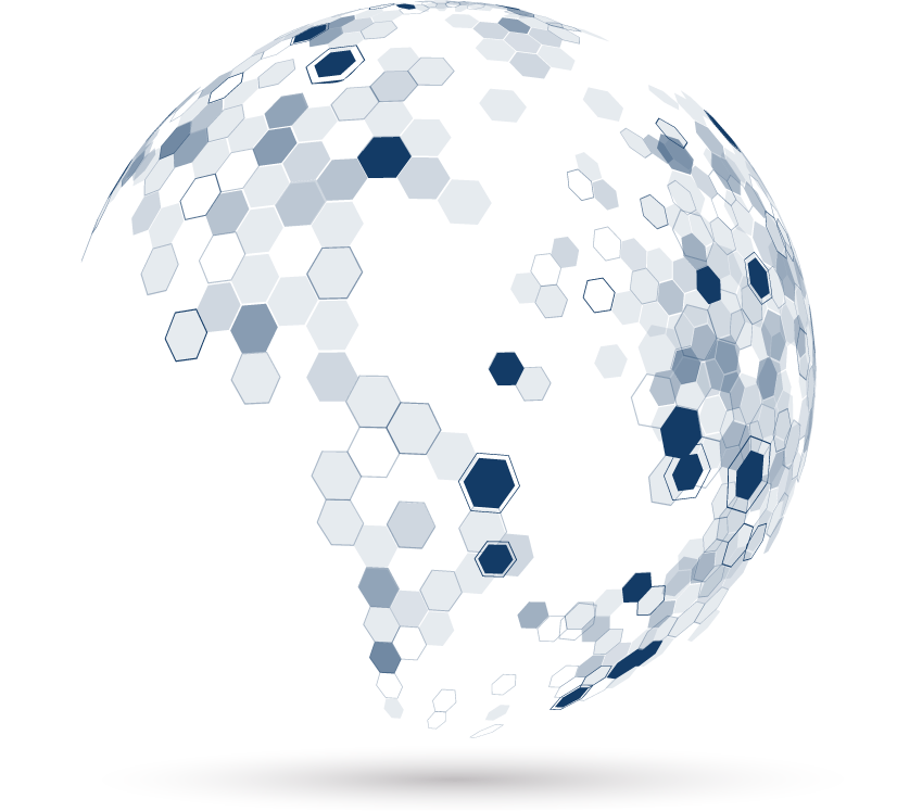 AWS globe